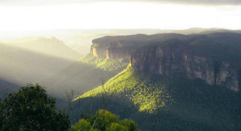 ​Anvil Rock, Blue Mountains National Park