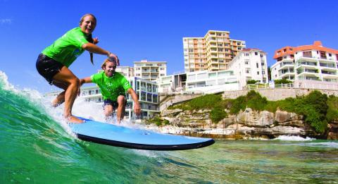 Lets Go Surfing Bondi Surf School