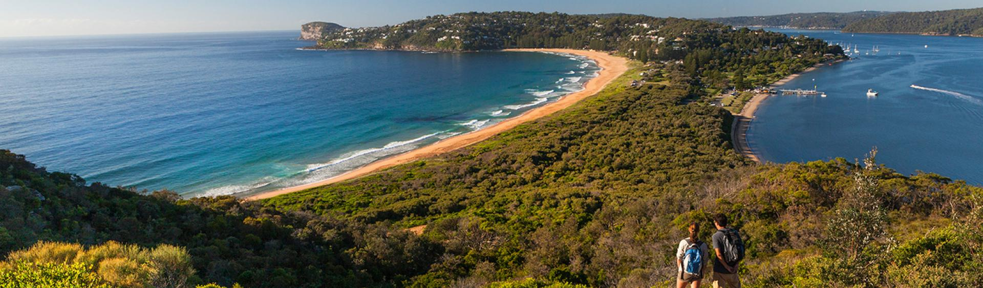 Barrenjoey Lighthouse Track Palm Beach