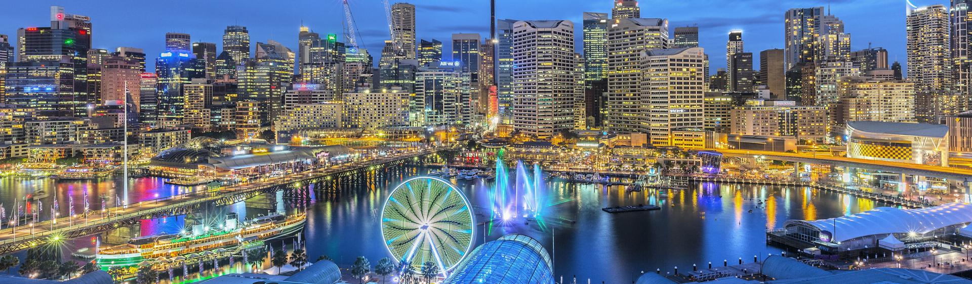 darling harbour deals thursday