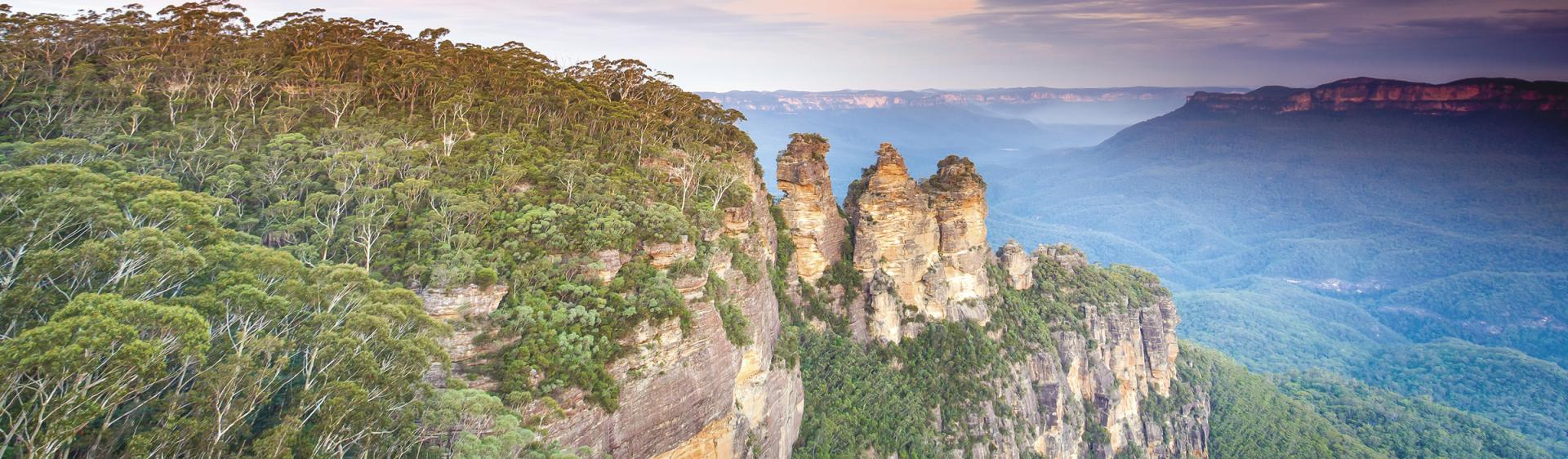 Three Sisters, Katoomba - Blue Mountains