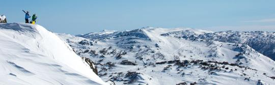 Perisher Range Ski Resort, Kosciuszko National Park